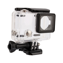 For Go Pro Accessories Waterproof Housing Case for Gopro Hero 3+ / 4 Underwater Diving Protective Cover
