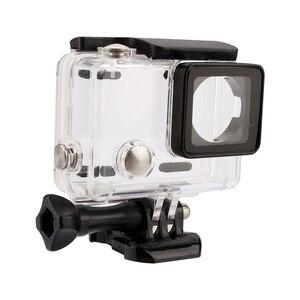 Image 1 - עבור אביזרי Pro מקרה שיכון Waterproof עבור Gopro Hero 3 +/4 מתחת למים צלילה מגן כיסוי