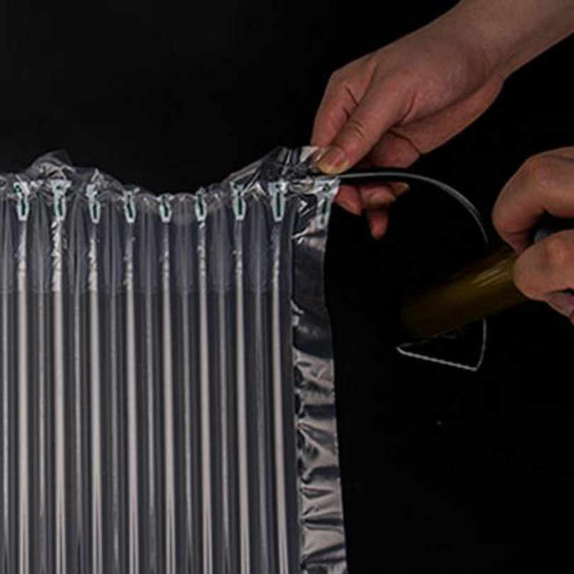 Hadiah Membungkus Anggur Kaca Watch Jewelry Gift Bungkus Hadiah Pembungkus Rapuh Kemasan Toko Online Inflatable Cushion Tas Melindungi Barang