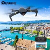 Eachine E58 zdalnie sterowany Quadcopter Mini Drone WIFI FPV Profesional z 720P/1080P szerokokątny kamera HD składane ramię wyścigi Dron zabawki