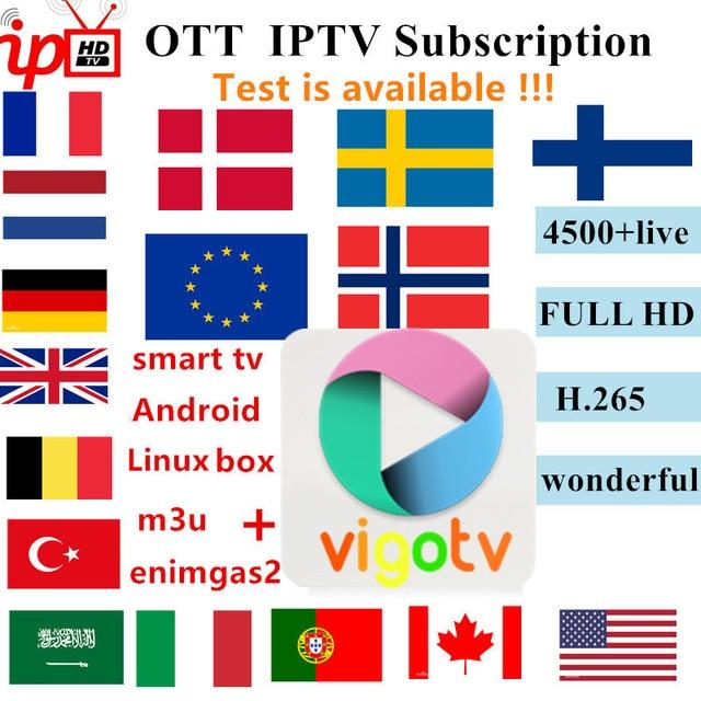 Arabic French IPTV Subscription Android Tv Box NEOTV PRO French Italian Spanish Europe Germany Belgium IPTV Code