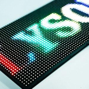 Image 5 - 64x32 piksel RGB P4 LED modülü açık, p4 açık SMD tam renkli büyük reklam TV ekran modülü (P3.91 P5 P6 stok var)