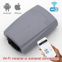 Wi fi sem fio inteligente controlador rf wi fi conversor para controle remoto recebendo interruptor do controlador diy android ios wifi rf remoto