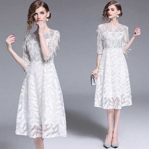 Белое платье в стиле пэчворк для женщин, Vestidos De Fiesta De Noche, элегантные женские платья, Пастельное женское платье макси длины, Robe Femme