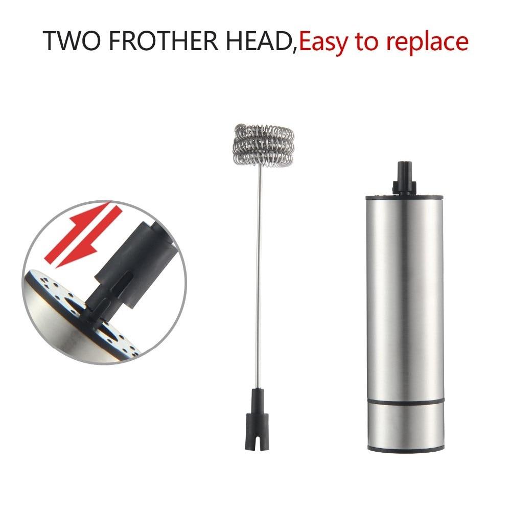 Hb9a25f0c1c8a4fecb05d06e166656305U Handheld Electric Stir Stick Blender Milk Frother Foamer Stiring Whisk Head Agitator Mixer Kitchen Coffee Stirrer Maker Tool