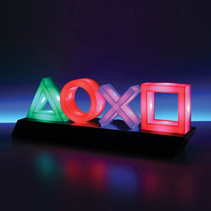 Voice Control Game Icon Light Acrylic Atmosphere Neon Light Bar Decorative Lamp Dimmable Bar Club KTV Wall Commercial Lighting(China)