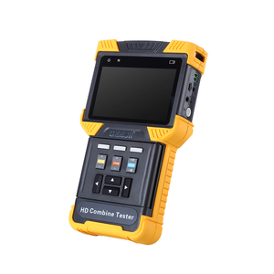 Image 2 - Test Monitor DT T71 HD 1080P IP CCTV Camera Tester Security Combine Test Monitor TDR ONVIF Security Video Cam tester