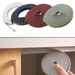 5M Type DIEP Self Adhesive Door Sealing Strips Self Adhesive Window Foam Wind Waterproof Dustproof Sound Insulation Tools