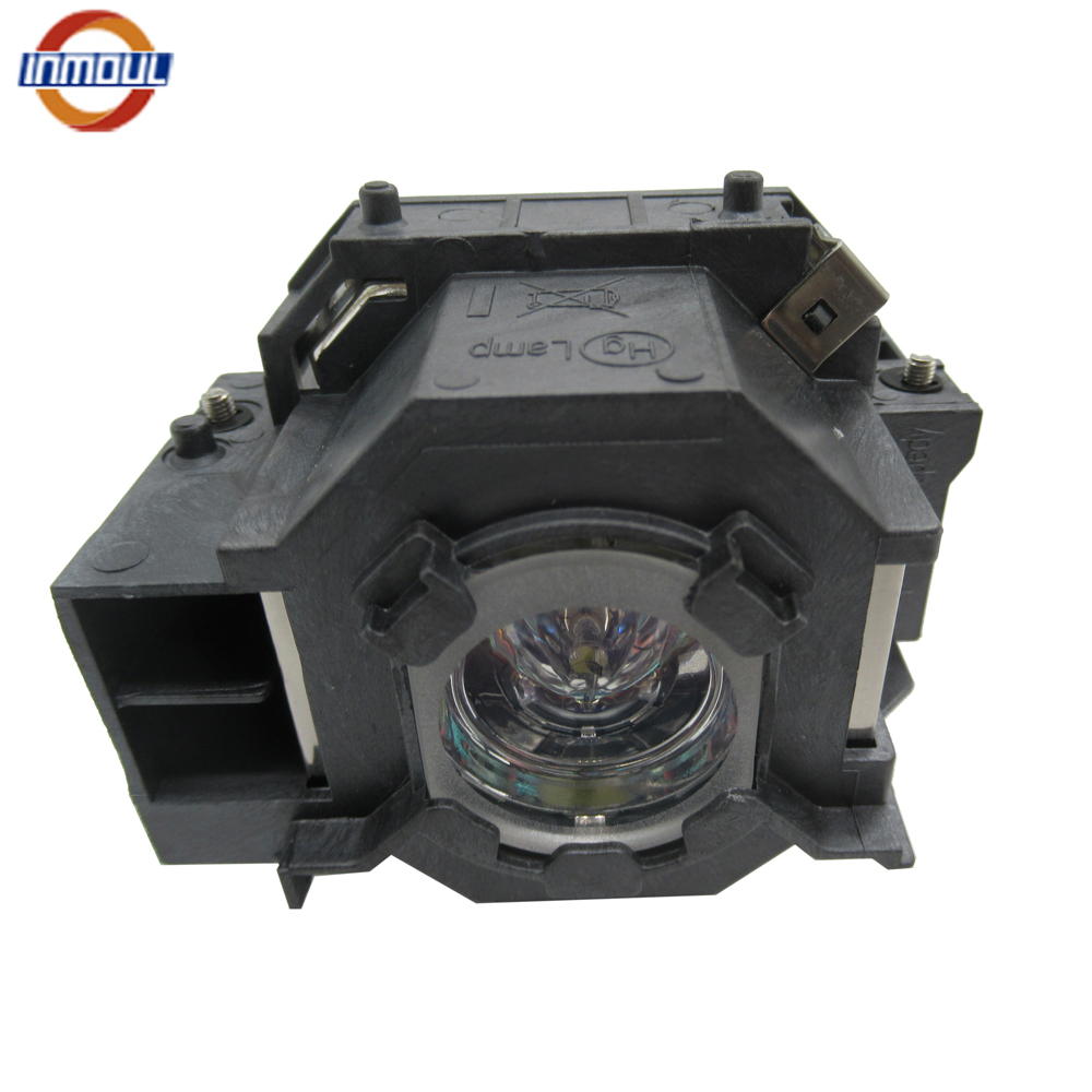 Compatible For ELPLP41 EMP-S5 EMP-S52 EMP-T5 EMP-X5 EMP-X52 EMP-S6 EMP-X6 EMP-260 EB-S6 Projector Lamp V13H010L41 For Epson
