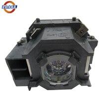 Uyumlu projektör lambası V13H010L41 ELPLP41 Epson EMP S5 EMP S52 EMP T5 EMP X5 EMP X52 EMP S6 EMP X6 EMP 260 EB S6