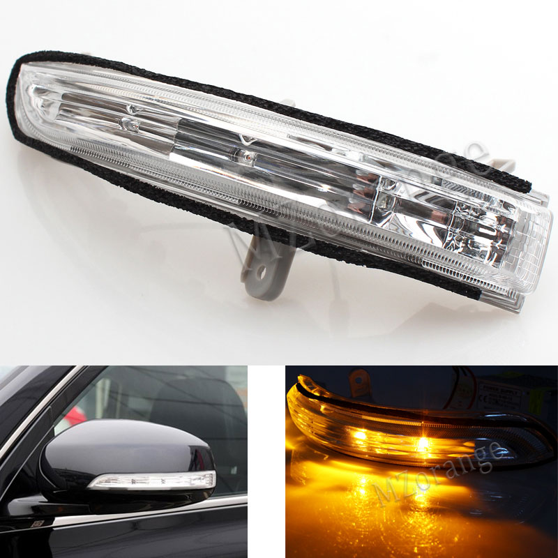 Mirror Light for Nissan Teana Maxima Altima J32 2009-2013 led side mirror turn signal light Door Wing rear view mirror lamp image