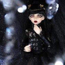 Frete grátis minifee cilin bjd bonecas 1/4 moda flexível resina figura fadas do sexo feminino fullset brinquedo para crianças fairyland