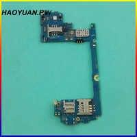 テストオリジナル作品解除マザーボードフレックス回路ケーブル三星銀河グランドデュオ I9082 1 グラム RAM 4 グラム ROM