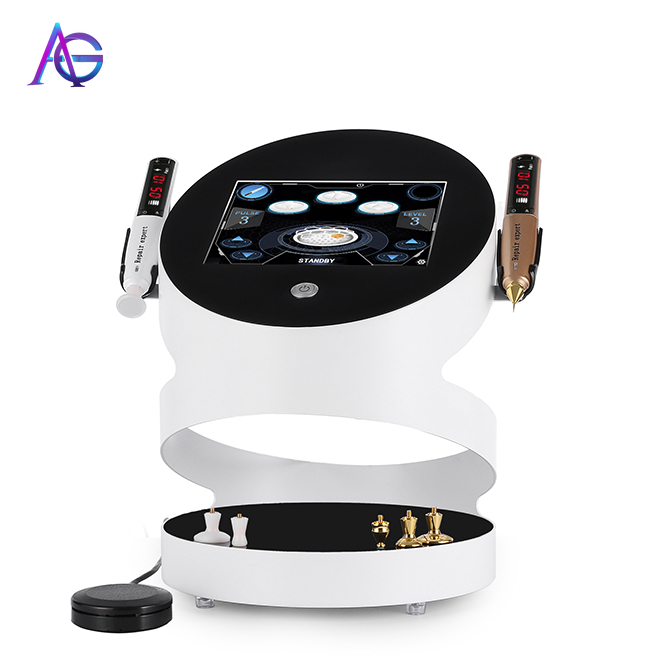 Newest Ozone Plasma 2 In 1 Eyelid Lifting Wrinkle Removal Ance Removal Skin Rejuvenation Beauty Machine