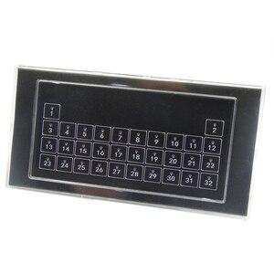 Image 1 - Kc868 스마트 홈 제어 시스템 자동화를위한 32 버튼 키보드 벽 리셋 스위치 모듈 건식 접촉기