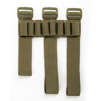 Military 8 Rounds Ammo Bags Shells Reload Arm Band 12 Gauge Bullet Carrier Holder Mag Cartridge Pouch Hunting Accessories 5