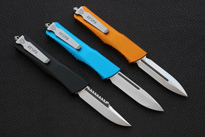 Image 4 - VESPA Knife Blade:S35VN(D/E.S/E),Handle:Aluminum,camping survival outdoor EDC hunt Tactical tool dinner kitchen knife