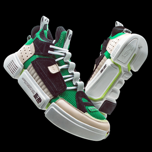 Image 4 - Li ning zapatillas de deporte para hombre, zapatillas deportivas transpirables con forro de hilo, marca li ning 2 ACE NYFW, modelo AGWN041 XYL159
