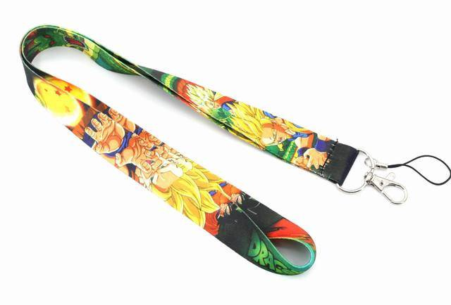 Wholesales 30 pieces/lot High Quality Cartoon Series Phone Strap Lovely Badge Holder Lanyard Key Neck Strap 4