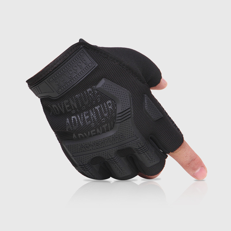 Army Military Tactical Gloves Half Finger Men Women Outdoor Sports Gym Training Soft Gloves Fingerless Gloves Handschoenen