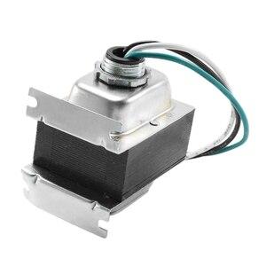 Image 5 - Gorący metalowy transformator dzwonkowy do gniazda pierścieniowego wideodomofon Pro, 16V 30VA Hardwired dzwonek do drzwi universa za pomocą wielu dzwonków