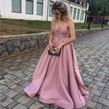 цены Sexy Plus Size Pink African Prom Evening Dresses Gown 2019 Long Party Gala Dress