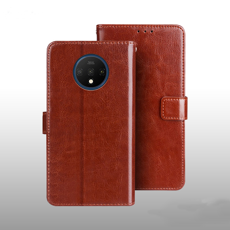 Luxury Retro Wallet Stand <font><b>Flip</b></font> Leather <font><b>Case</b></font> For <font><b>Oneplus</b></font> 7T 7 Pro <font><b>Oneplus</b></font> 5T 6 6T <font><b>Oneplus</b></font> 5 <font><b>OnePlus</b></font> 3 A3003 <font><b>A3000</b></font> image