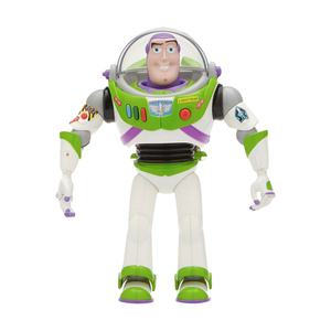 Image 4 - 43cm Toy Story 4 Buzz Lightyear Toy Story Talking Lights Speak English Joint Movable Action Figure Anime Collectible Doll