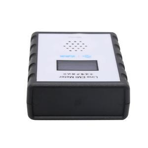 Image 4 - TZT 10 KHz 10 MHz ligne EMI mètre analyseur de bruit de secteur dispositif de mesure EMI avec affichage OLED
