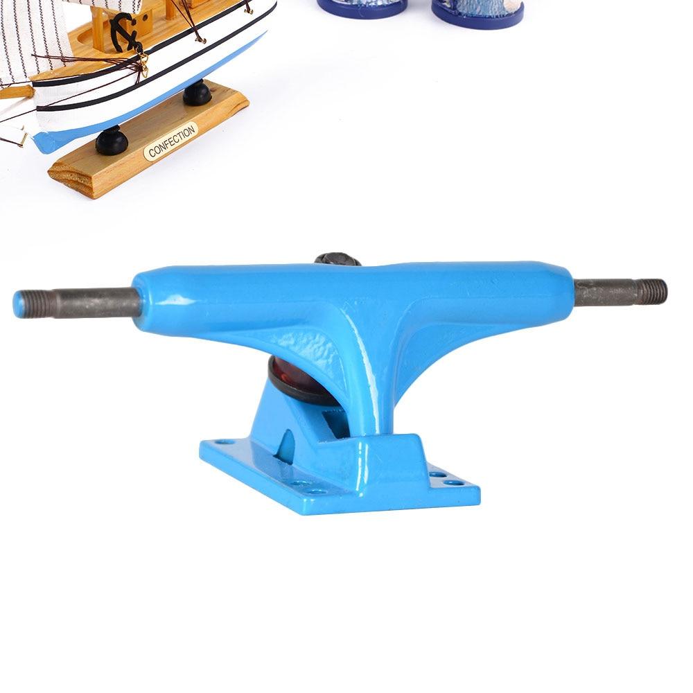 2Pcs 5 Inches MS2801 Skateboard Longboard Bridge Bracket Parts Sports Universal