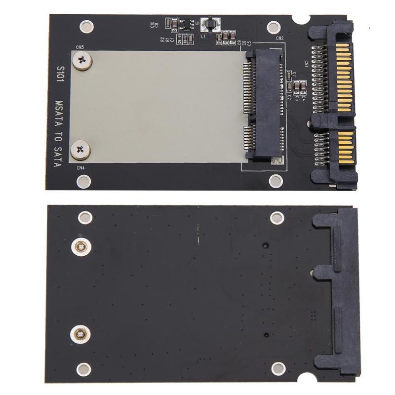 50mm Small Board MSATA SSD To 2.5