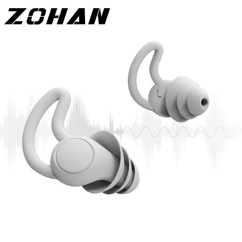 Comfort Soft Foam Ear Plugs Tapered Travel Sleep Noise Reduction Prevention Earplugs Sleep Sound Insulation Ear Protection