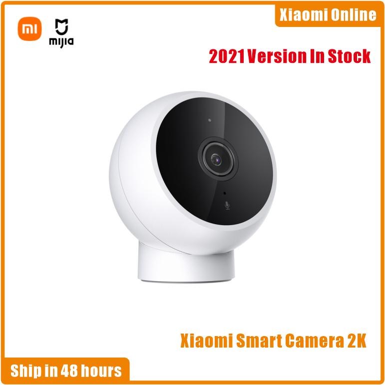 2021 Xiaomi Mijia Smart Camera Standard 2k 1296P 180 Angle 2.4G WiFi IR Night Vision IP65 Waterproof Outdoor Camera for MiHome