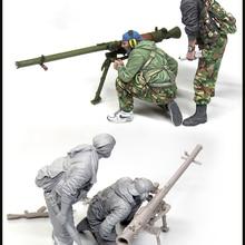 [tusk model]1/35 Scale Unassembled Resin figures resin model Kits E176