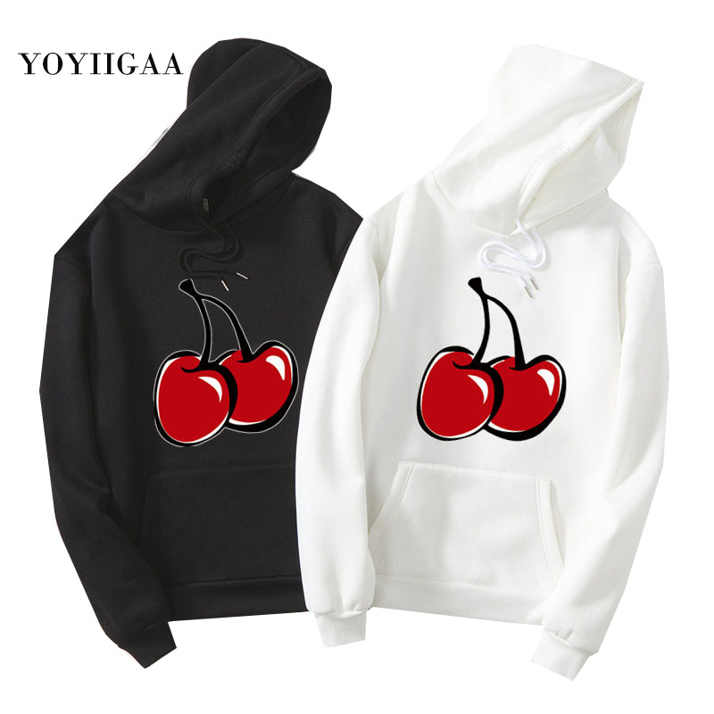 Autumn Winter Hoodies Sweatshirt Printed Casual Women Hooded Hoodies Harajuku Female Pullover Tops For Ladies Girl Student