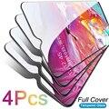 4 шт. закаленное стекло для Samsung Galaxy A51 A50 A12 A40 A11 A20e A30s A71 A31 A21s защита для экрана на Samsung M51 M21 M31s стекло