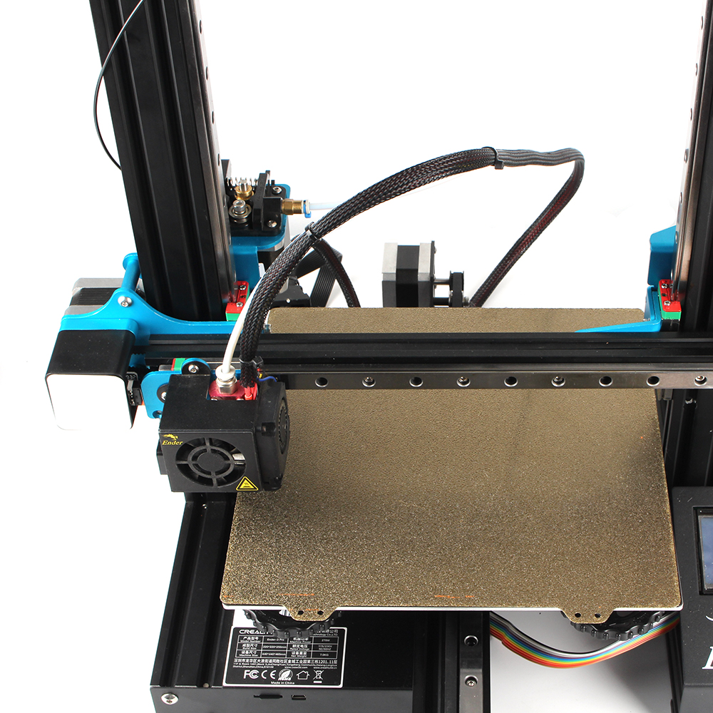BLV Ender 3 Pro 3D Printer Upgrade Kit Including X/Y Belts Screws and Linear Guides
