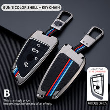 Car Key Case Cover Key Bag For Bmw F20 G20 G30 X1 X3 X4 X5 G05 X6 Accessories Car-Styling Holder Shell Keychain Protection