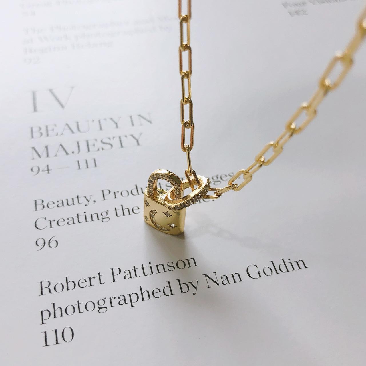 Купить женское ожерелье с подвеской leouerry из стерлингового серебра