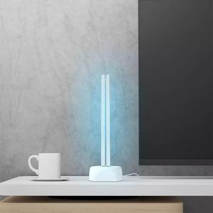 Image 3 - Youpin Con Huayi Lợi Hộ Gia Đình Diệt Khuẩn Tiệt Trùng Đèn 38W UV Ozone Diệt Mầm Đèn 360 ° Đèn Diệt Khuẩn 40 ㎡ Khử Trùng Máy Tiệt Trùng