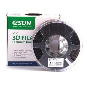 Image 5 - Нить esun для 3D принтера, PLA, ABS, pva, 1 кг, 340 м, диаметр 1,75 мм, доставка из Москвы