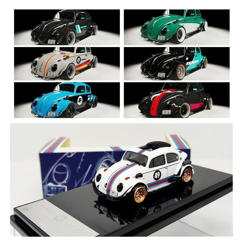 Модель Inspire 1:64 RWB-Beetle, литая модель автомобиля