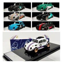 Inspire modelo 1:64 rwb-beetle diecast modelo carro