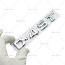 цена на 1Pcs 3D ABS D-4ST D4ST Emblem Car Badge Sticker Car Styling for Toyota YARIS L HIGHLANDER CAMERY YARIS RAV4 COROLLA EX CROWN