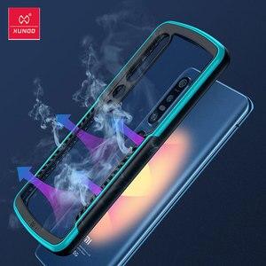 Image 5 - Funda pour Xiaomi Mi 10 Case 100% XUNDD officiel autorisé coussins gonflables de luxe couverture arrière anti chute pour Mi10 Pro