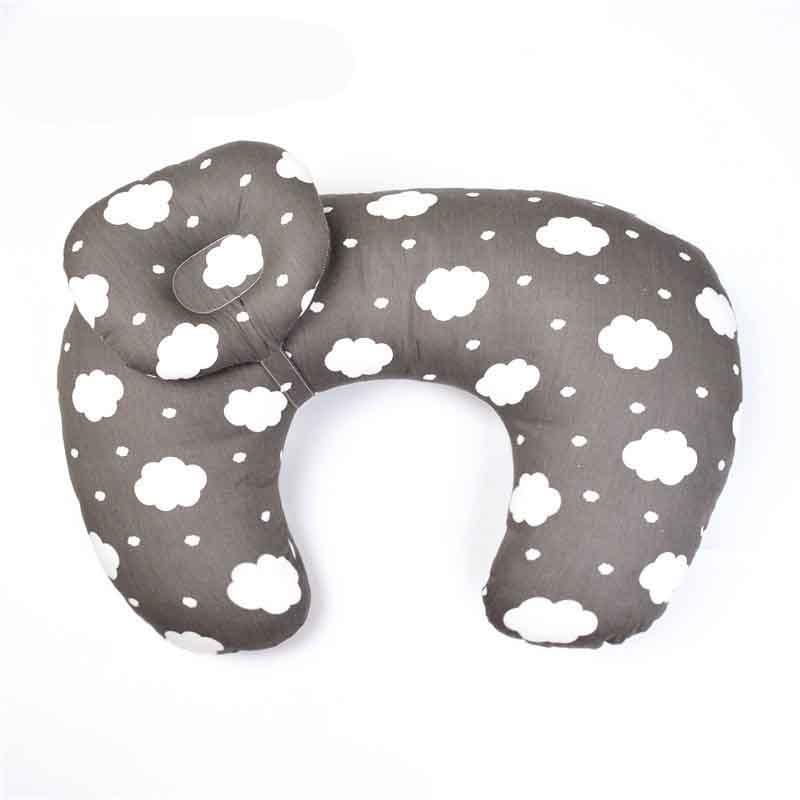 Подушка для грудного вскармливания для новорожденных; подушка для грудного вскармливания; u-образная подушка для грудного вскармливания; хлопковая Подушка для кормления - Цвет: f