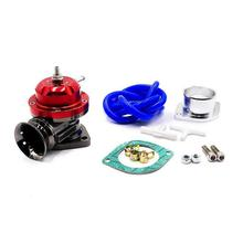 Válvula de descarga Turbo Universal tipo RS, ajustable, 25PSI, BOV, adaptador de descarga/descarga