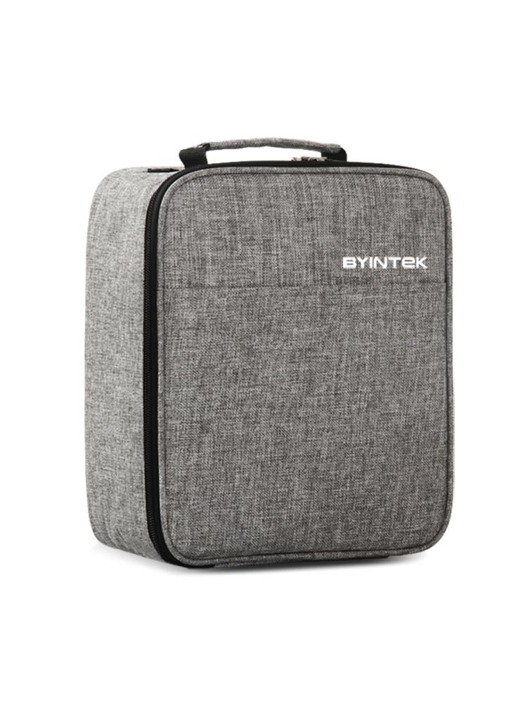 BYINTEK Storage-Case Projector Travel-Bag Halo Z6X Mogo JMGO Luxury for SKY K1 K2 K7