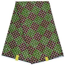 2019 Dutch veritable wax Ankara African Wax Prints Fabric printed pattern 100% cotton new african veritable wax prints fabric dutch ankara wax printed pattern 100
