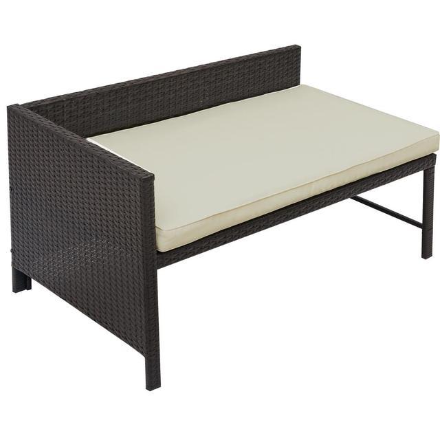 8 IN 1 Garden Rattan Sofa Furniture Set  3